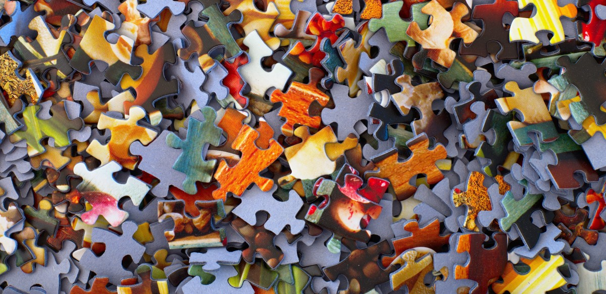 Peace In Puzzle Pieces